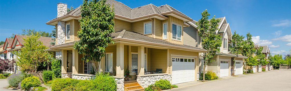 Townhome 15-Year Fixed Rate Mortgage