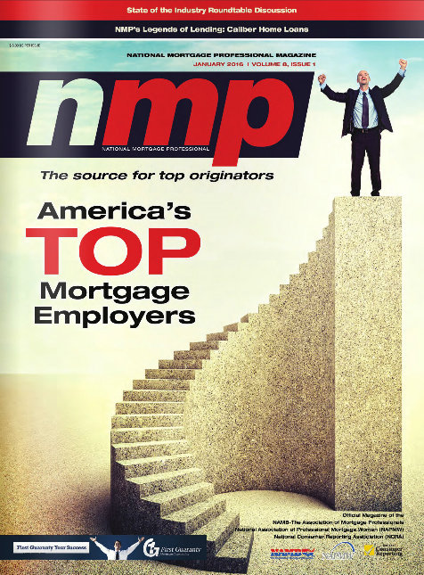 Midwest Equity Mortgage, LLC was included in the NMP's 2016 list of Top Mortgage Employers.